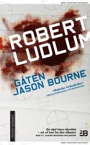 Gåten Jason Bourne (ebok) av Robert Ludlum
