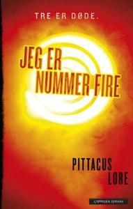 Jeg er nummer fire (ebok) av Pittacus Lore
