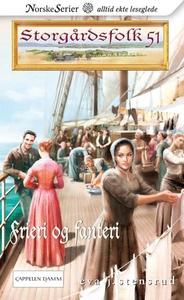 Frieri og fanteri (ebok) av Eva J. Stensrud