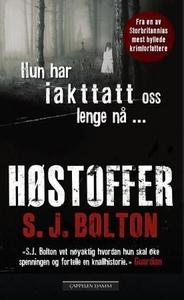 Høstoffer (ebok) av S.J. Bolton