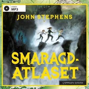 Smaragdatlaset (lydbok) av John Stephens