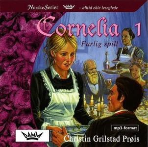 Farlig spill (lydbok) av Christin Grilstad Pr