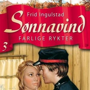Farlige rykter (lydbok) av Frid Ingulstad