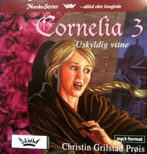 Uskyldig vitne (lydbok) av Christin Grilstad