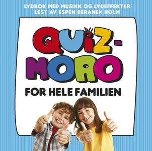 Quizmoro for hele familien (lydbok) av