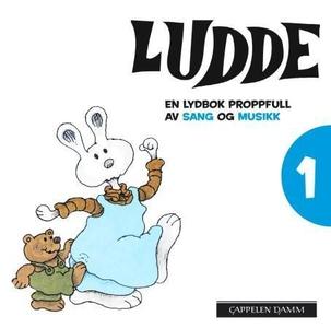 Ludde 1 (lydbok) av Ulf Löfgren