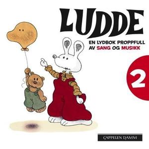 Ludde 2 (lydbok) av Ulf Löfgren