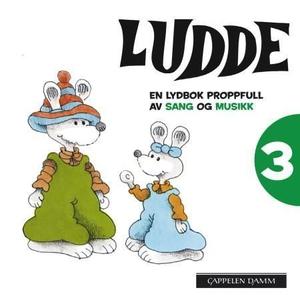 Ludde 3 (lydbok) av Ulf Löfgren