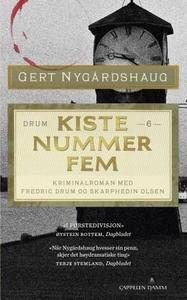Kiste nummer fem (ebok) av Gert Nygårdshaug
