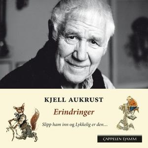 Erindringer (lydbok) av Kjell Aukrust