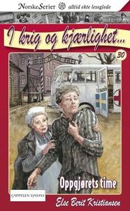 Oppgjørets time (ebok) av Else Berit Kristian