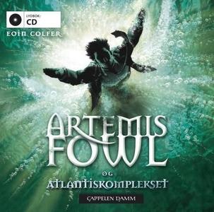 Artemis Fowl og Atlantiskomplekset (lydbok) a