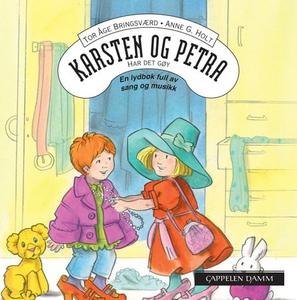 Karsten og Petra har det gøy (lydbok) av Tor