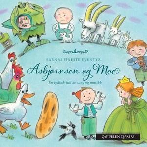 Asbjørnsen og Moe (lydbok) av Peter Christen