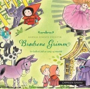 Brødrene Grimm (lydbok) av Jacob Grimm, Wilhe
