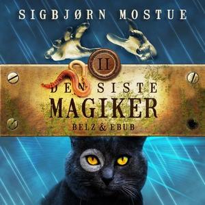 Den siste magiker II (lydbok) av Sigbjørn Mos