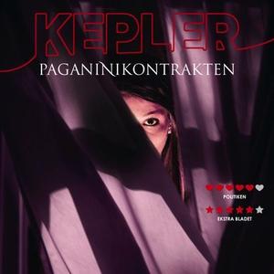 Paganinikontrakten (lydbok) av Lars Kepler
