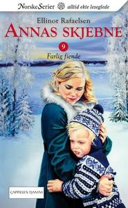 Farlig fiende (ebok) av Ellinor Rafaelsen