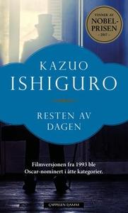 Resten av dagen (ebok) av Kazuo Ishiguro