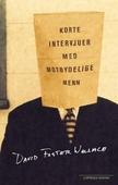 Korte intervjuer med motbydelige menn