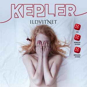 Ildvitnet (lydbok) av Lars Kepler
