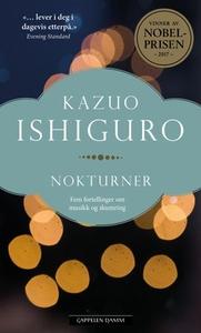 Nokturner (ebok) av Kazuo Ishiguro