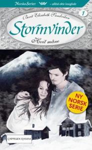 Hvit måne (ebok) av Berit Elisabeth Sandviken