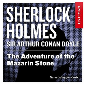 The adventure of the mazarin stone (lydbok) a