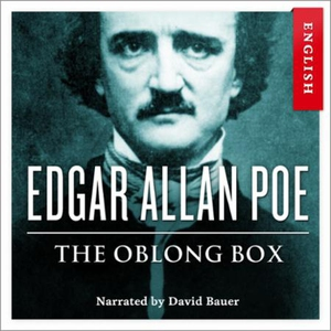 The oblong box (lydbok) av Edgar Allan Poe