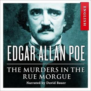 The murders in the Rue Morgue (lydbok) av Edg