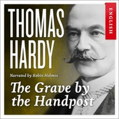 The grave by the handpost
