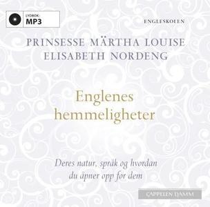 Englenes hemmeligheter (lydbok) av Märtha Lou