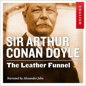 The leather funnel (lydbok) av Arthur Conan D
