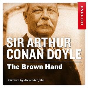 The brown hand (lydbok) av Arthur Conan Doyle