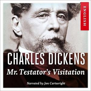 Mr. testator's visitation (lydbok) av Charles