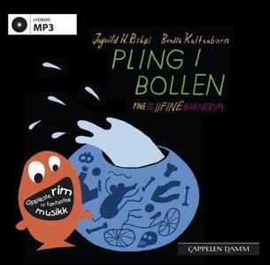 Pling i bollen (lydbok) av Ingvild H. Rishøi