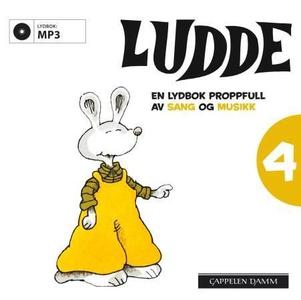 Ludde 4 (lydbok) av Ulf Löfgren
