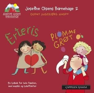 Josefine Olsens barnehage 2 (lydbok) av Gudny
