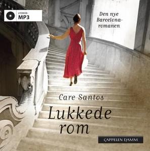 Lukkede rom (lydbok) av Care Santos
