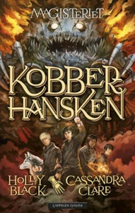 Kobberhansken (ebok) av Holly Black, Cassandr