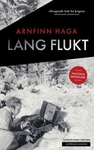 Lang flukt (ebok) av Arnfinn Haga