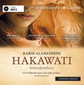 Hakawati (lydbok) av Rabih Alameddine