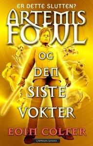 Artemis Fowl og den siste vokter (ebok) av Eo