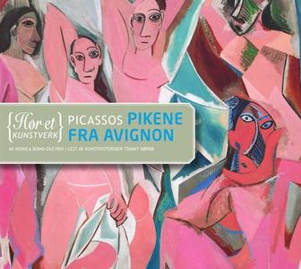 Picassos Pikene fra Avignon (lydbok) av Monic