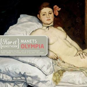 Manets Olympia (lydbok) av Monica Bohm-Duchen