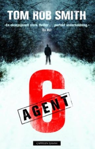 Agent 6 (ebok) av Tom Rob Smith