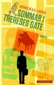 Sommar i Thereses gate (ebok) av Ronnie M.A.G