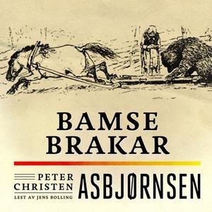 Bamse Brakar (lydbok) av Peter Christen Asbjø