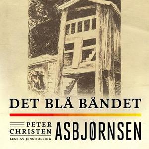Det blå båndet (lydbok) av Peter Christen Asb