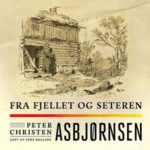 Fra fjellet og seteren (lydbok) av Peter Chri